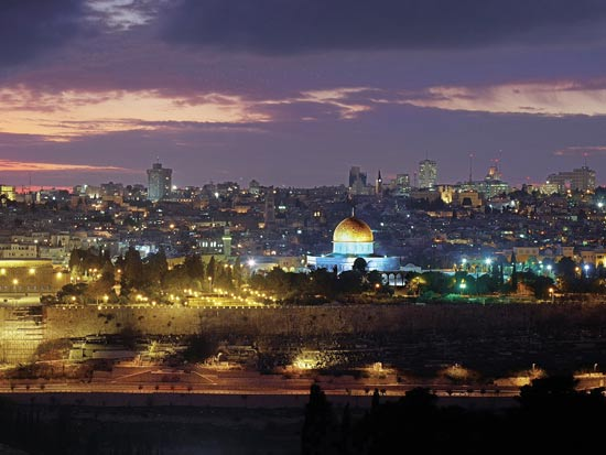 ירושלים / צלם: PardoY/Shutterstock.com. א.ס.א.פ קראייטיב